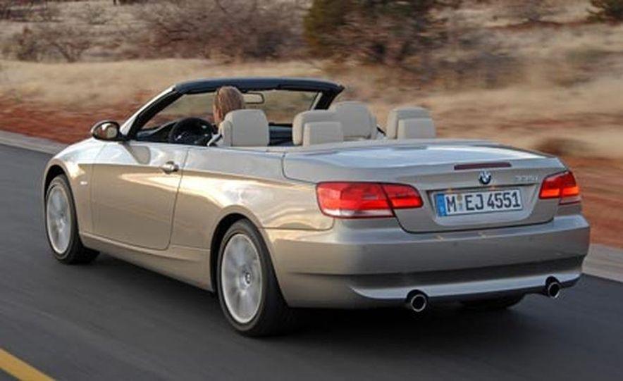 2008 BMW 335i Cabriolet - Slide 2