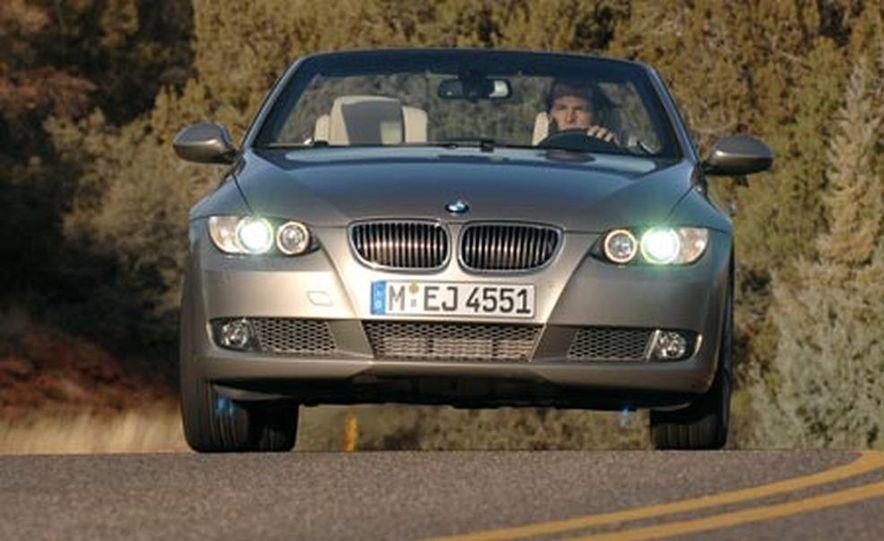 2008 BMW 335i Cabriolet - Slide 4