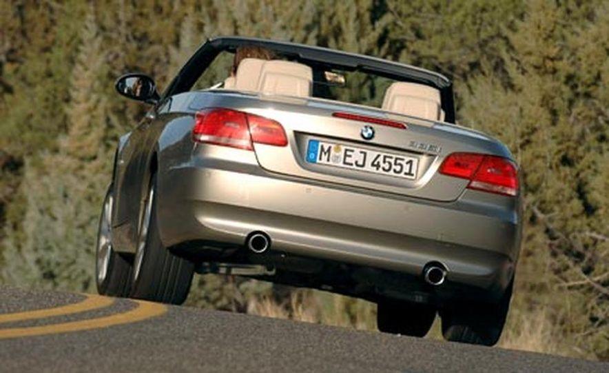 2008 BMW 335i Cabriolet - Slide 5