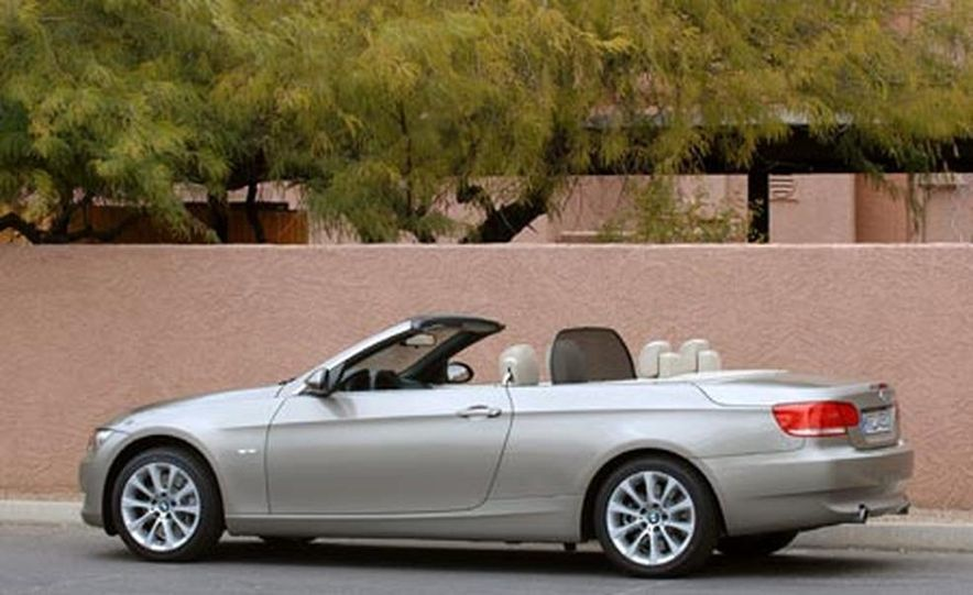 2008 BMW 335i Cabriolet - Slide 7