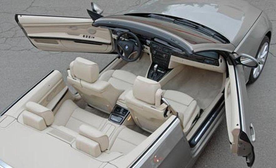 2008 BMW 335i Cabriolet - Slide 8