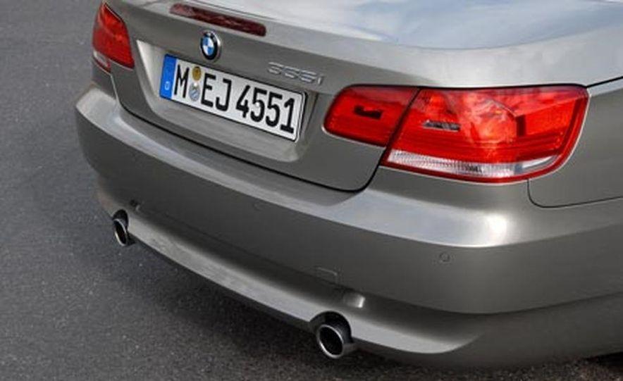 2008 BMW 335i Cabriolet - Slide 9