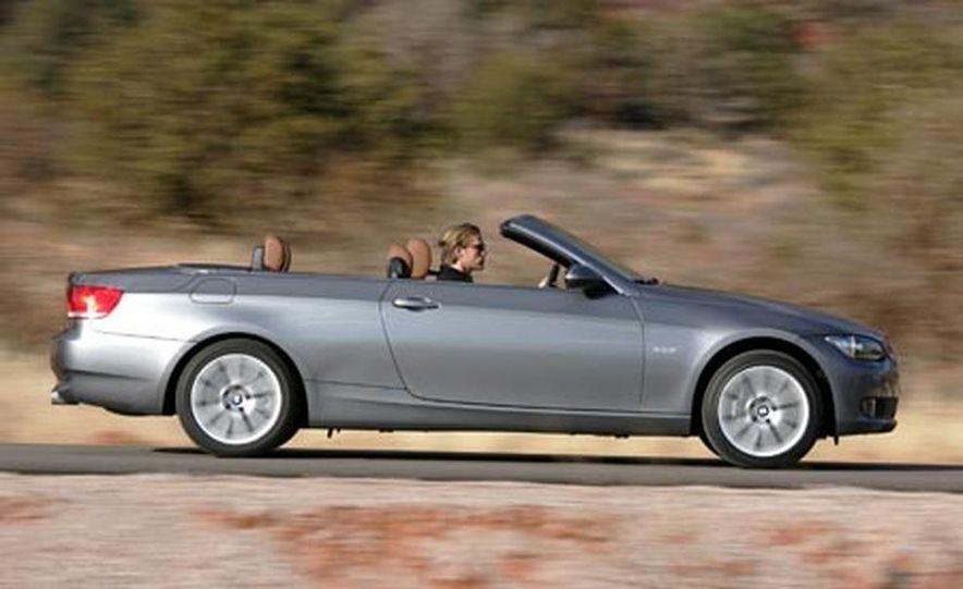 2008 BMW 335i Cabriolet - Slide 10