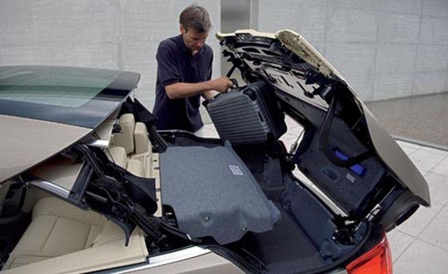 2008 BMW 335i Cabriolet - Slide 13