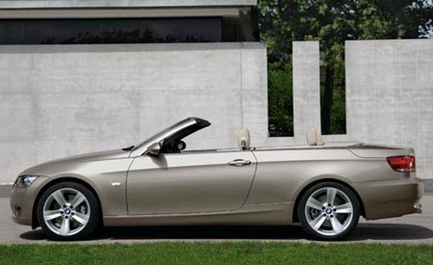 2008 BMW 335i Cabriolet - Slide 25