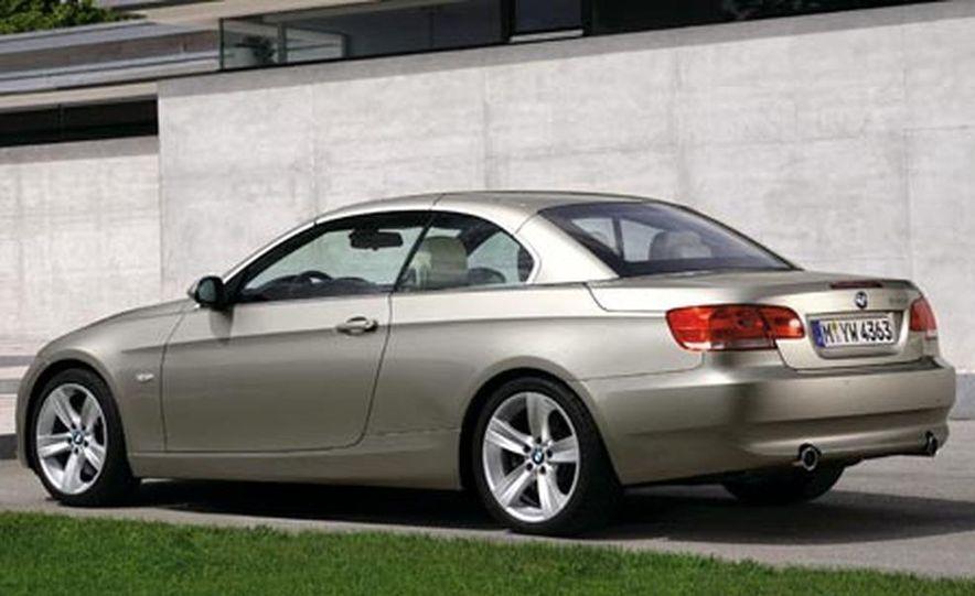 2008 BMW 335i Cabriolet - Slide 26