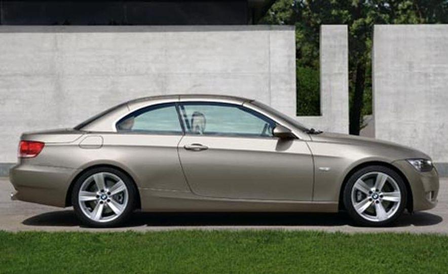 2008 BMW 335i Cabriolet - Slide 27