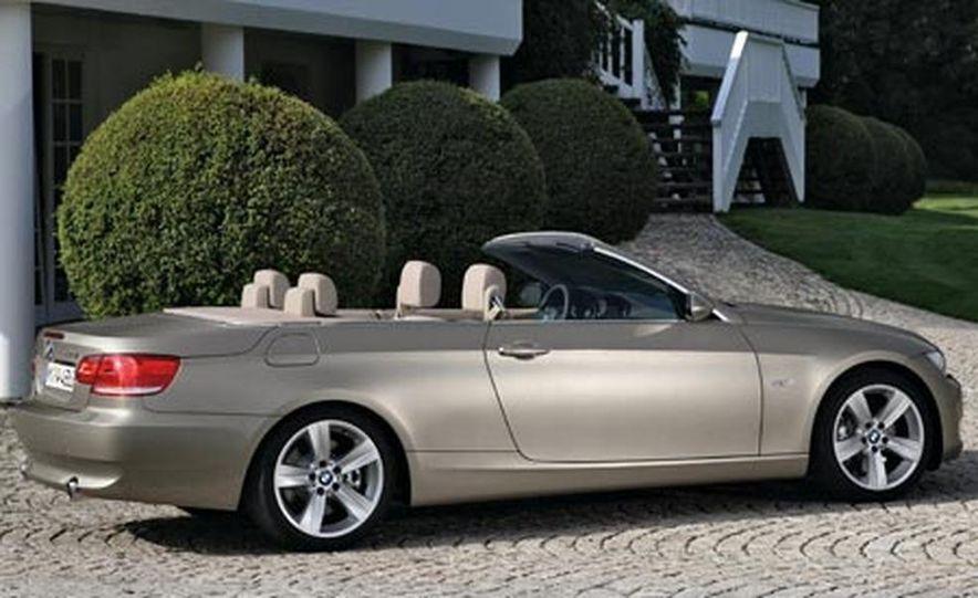 2008 BMW 335i Cabriolet - Slide 28