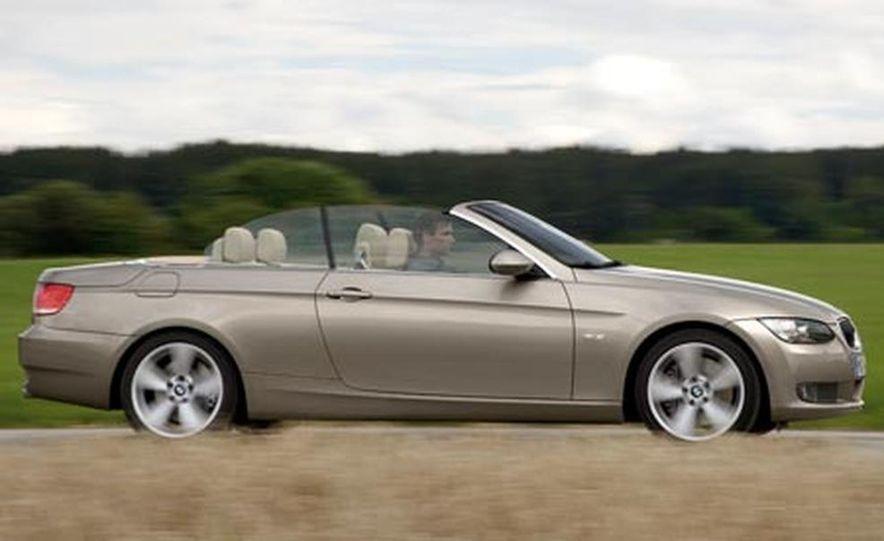 2008 BMW 335i Cabriolet - Slide 31