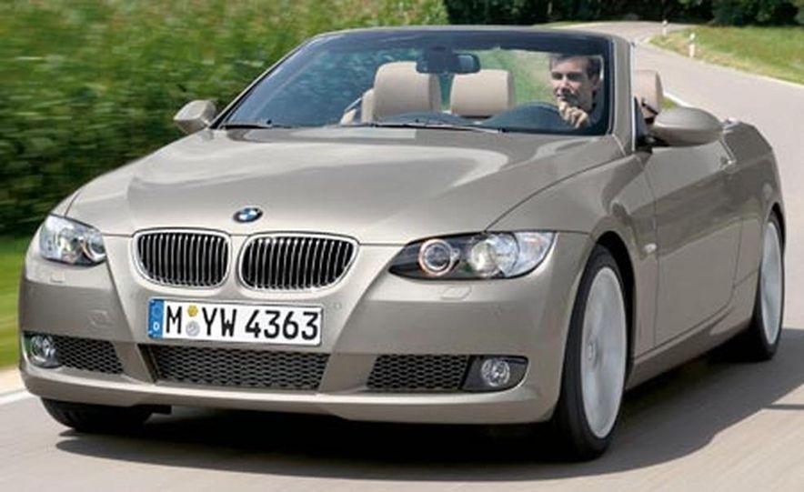 2008 BMW 335i Cabriolet - Slide 32
