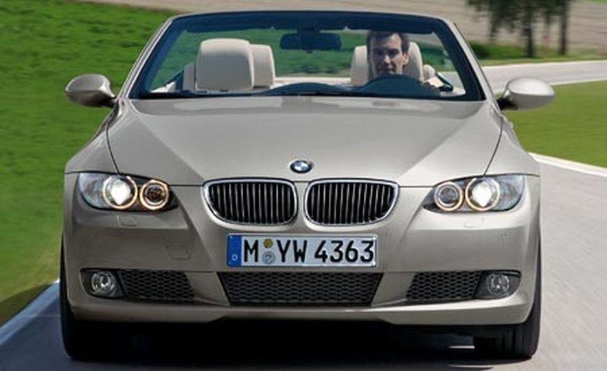 2008 BMW 335i Cabriolet - Slide 33