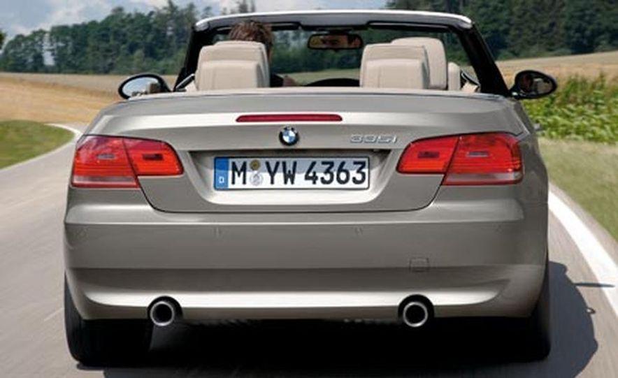 2008 BMW 335i Cabriolet - Slide 34