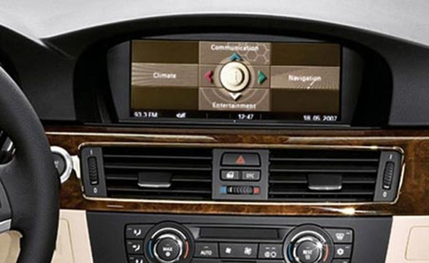 2008 BMW 335i Cabriolet - Slide 35