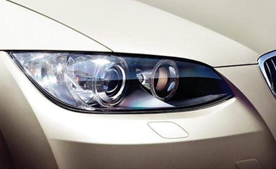 2008 BMW 335i Cabriolet - Slide 36
