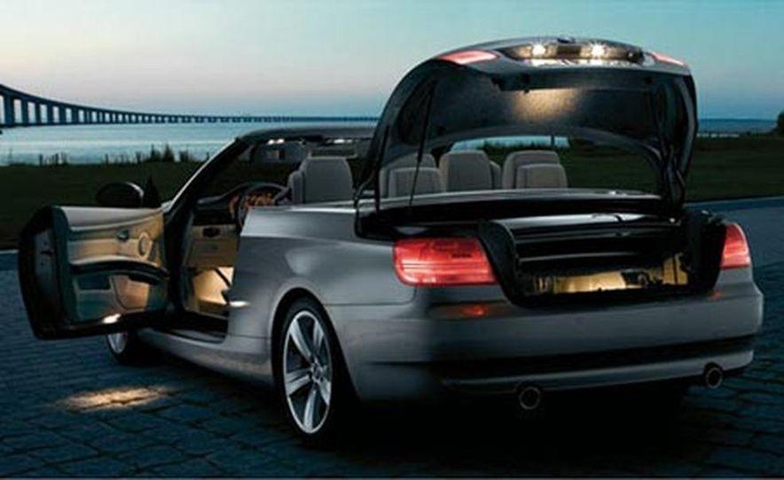 2008 BMW 335i Cabriolet - Slide 40
