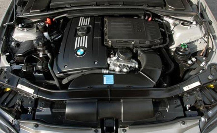 2008 BMW 335i Cabriolet - Slide 23