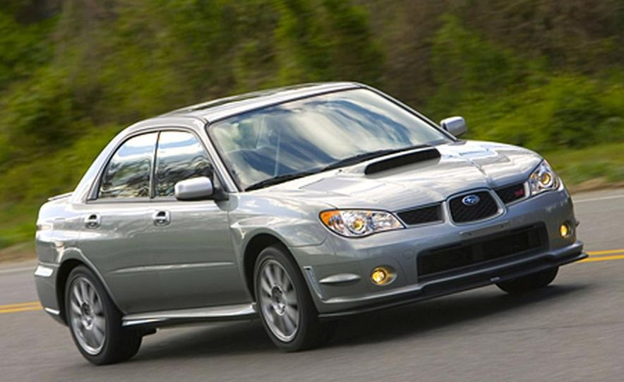 2007 Subaru WRX STI - Slide 10