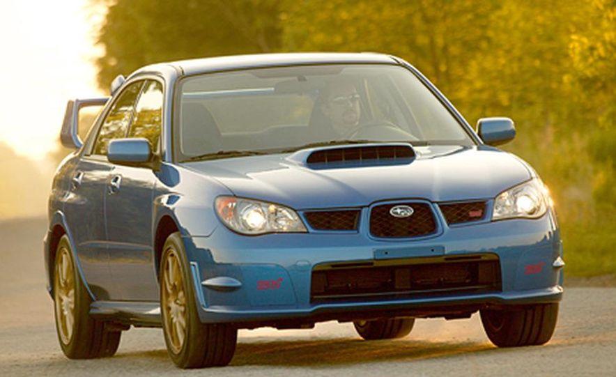 2007 Subaru WRX STI - Slide 1