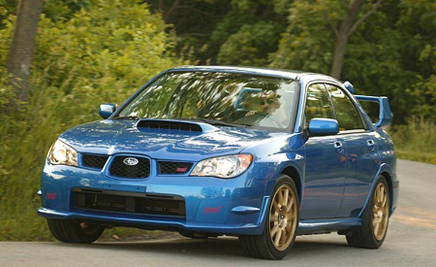 2007 Subaru WRX STI - Slide 2