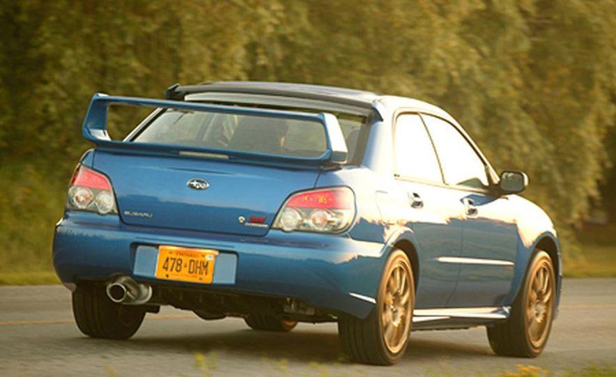 2007 Subaru WRX STI - Slide 3