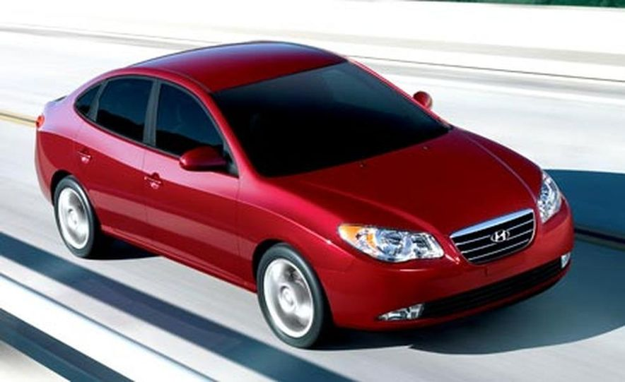 2007 Hyundai Elantra - Slide 6