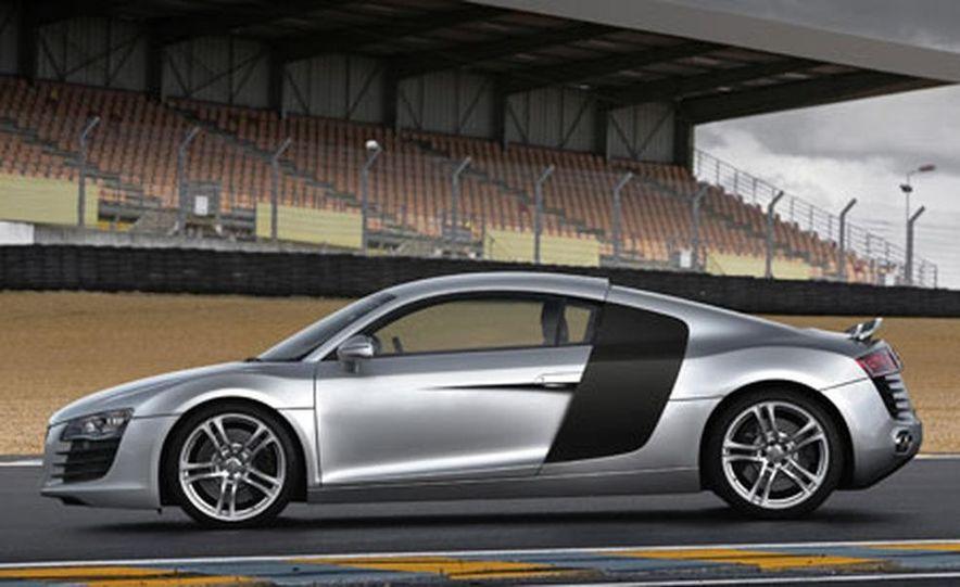2008 Audi R8 - Slide 2