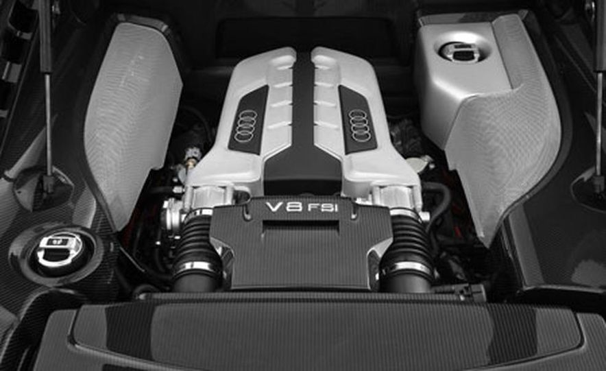 2008 Audi R8 - Slide 4