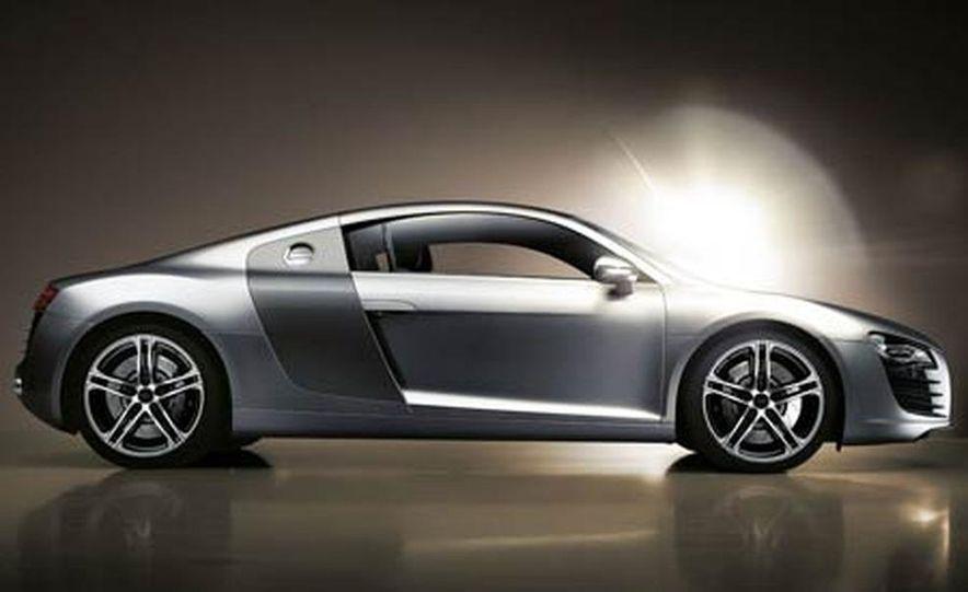2008 Audi R8 - Slide 5