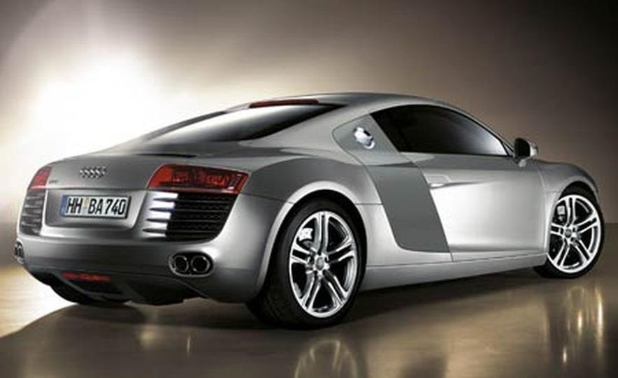 2008 Audi R8 - Slide 7