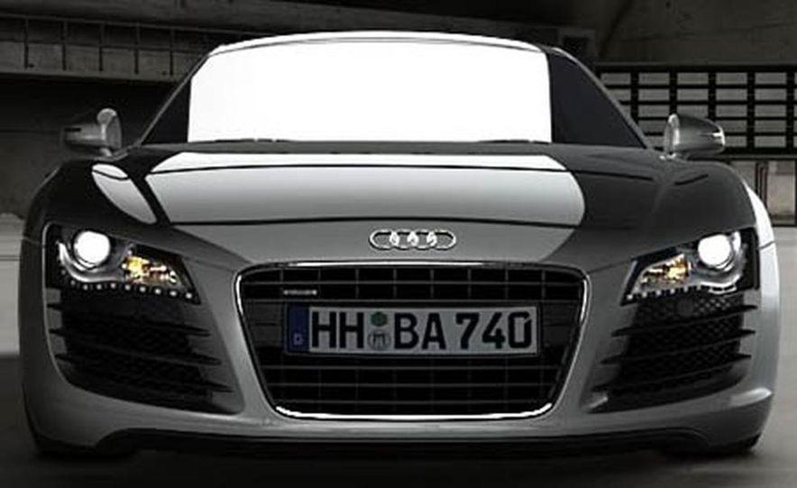 2008 Audi R8 - Slide 9