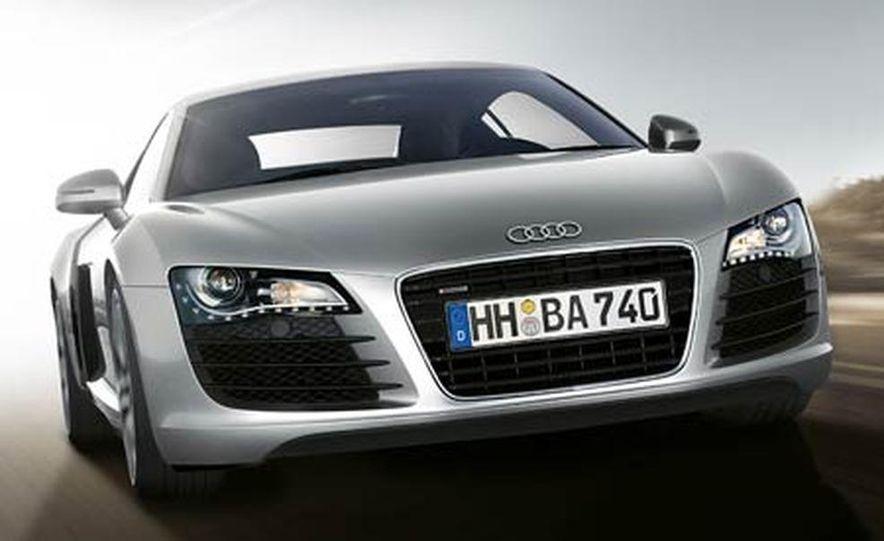 2008 Audi R8 - Slide 10