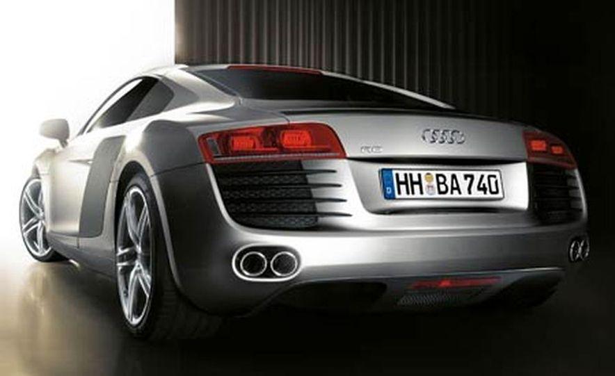 2008 Audi R8 - Slide 11
