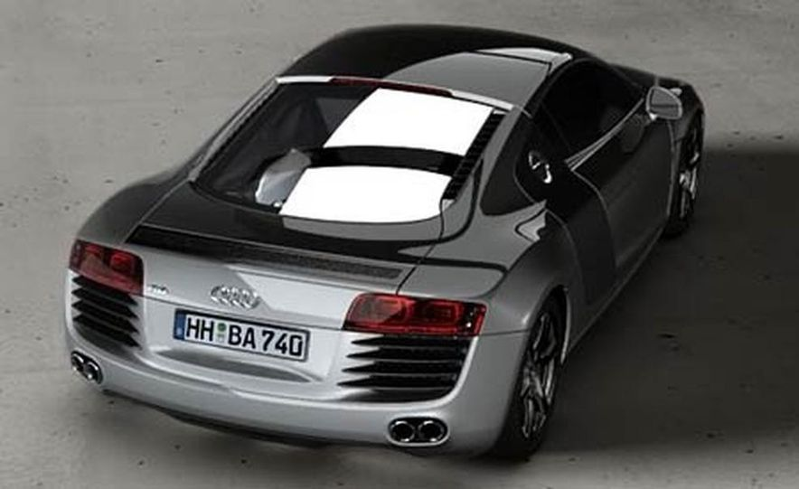 2008 Audi R8 - Slide 12