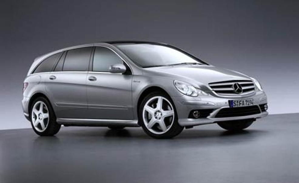 2007 Mercedes Benz R63 Amg Pictures Photo Gallery Car And Driver