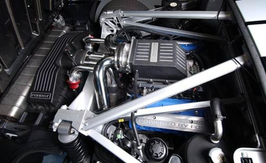 Heffner Performance Twin Turbo Ford GT - Slide 5