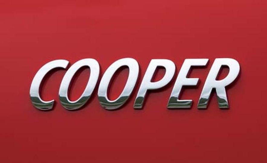 2007 Mini Cooper - Slide 17
