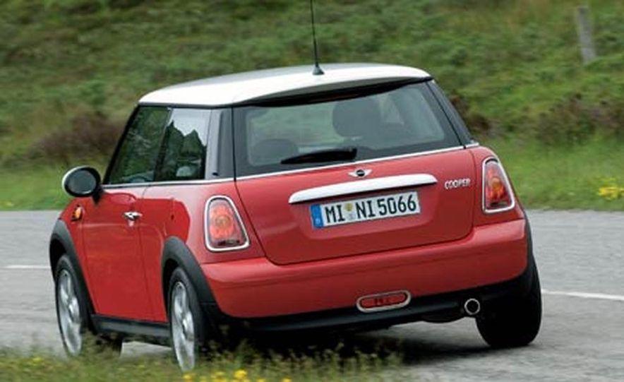 2007 Mini Cooper - Slide 4