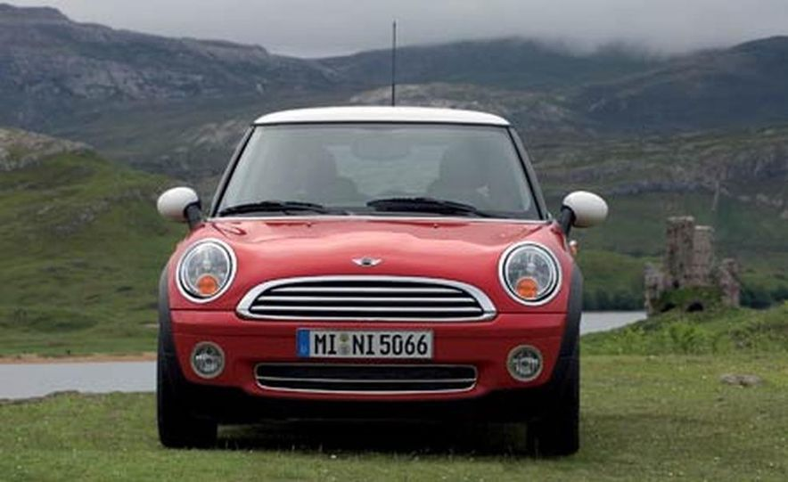 2007 Mini Cooper - Slide 8