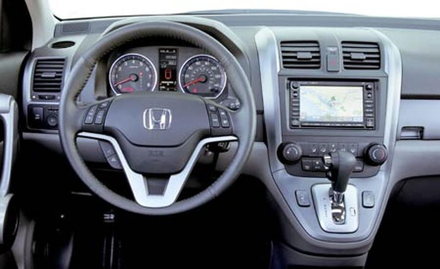 2007 Honda CR-V - Slide 67