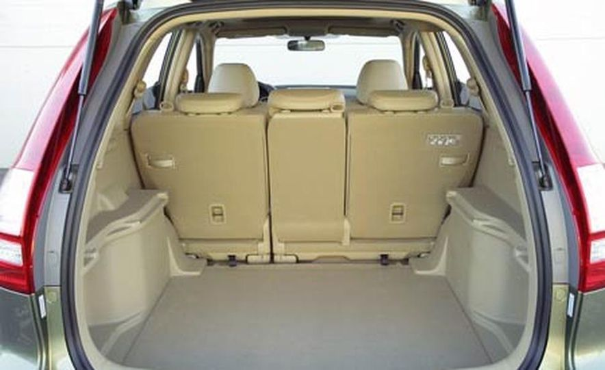 2007 Honda CR-V - Slide 79