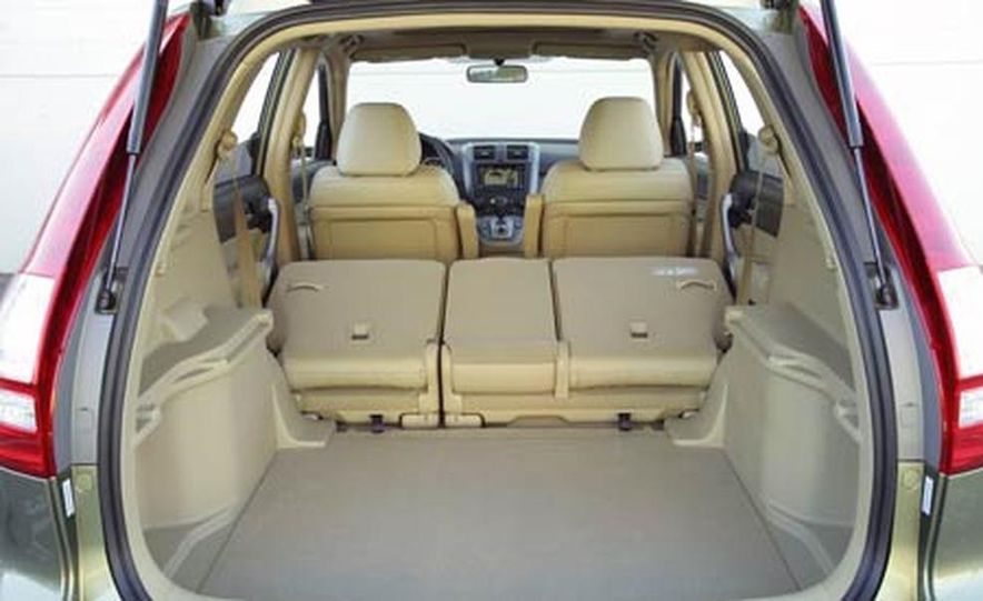 2007 Honda CR-V - Slide 80