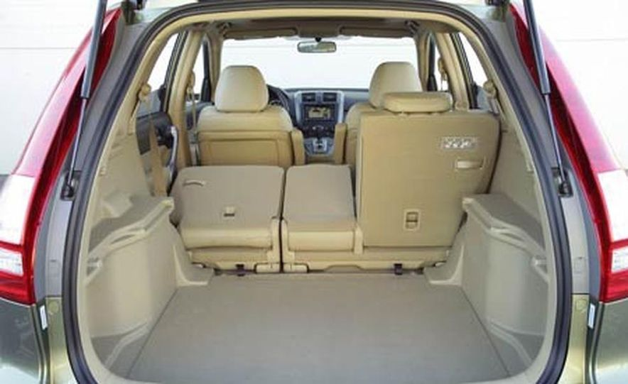 2007 Honda CR-V - Slide 81