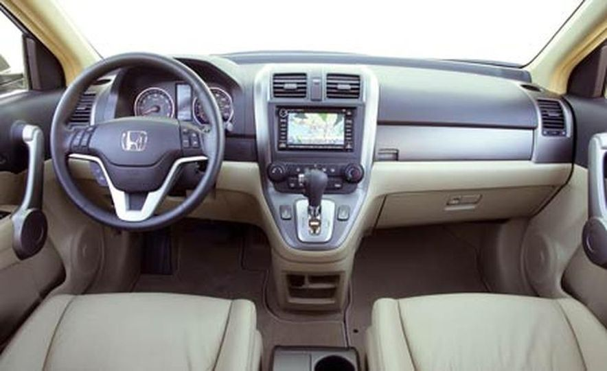 2007 Honda CR-V - Slide 83
