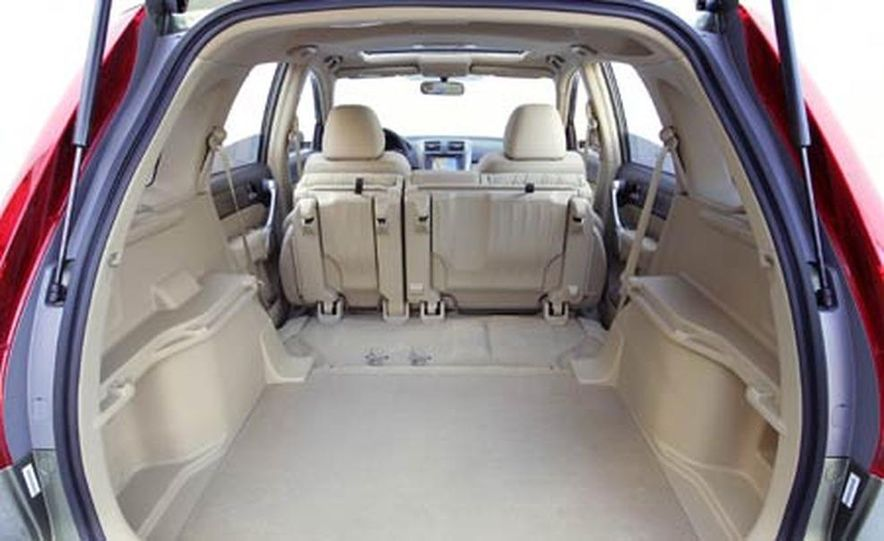 2007 Honda CR-V - Slide 87