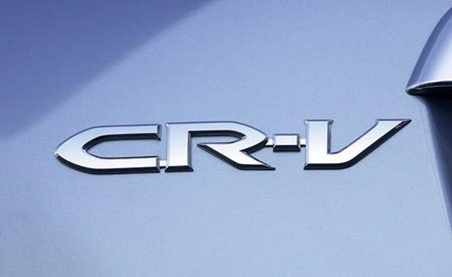 2007 Honda CR-V - Slide 89