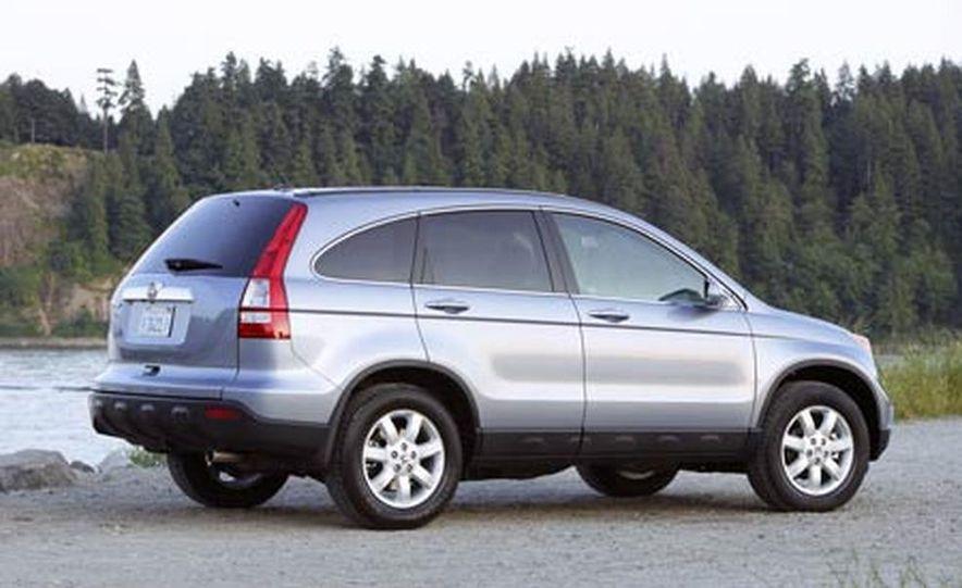 2007 Honda CR-V - Slide 1