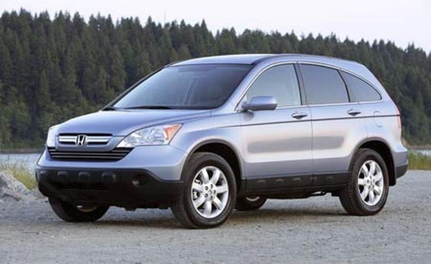 2007 Honda CR-V - Slide 2