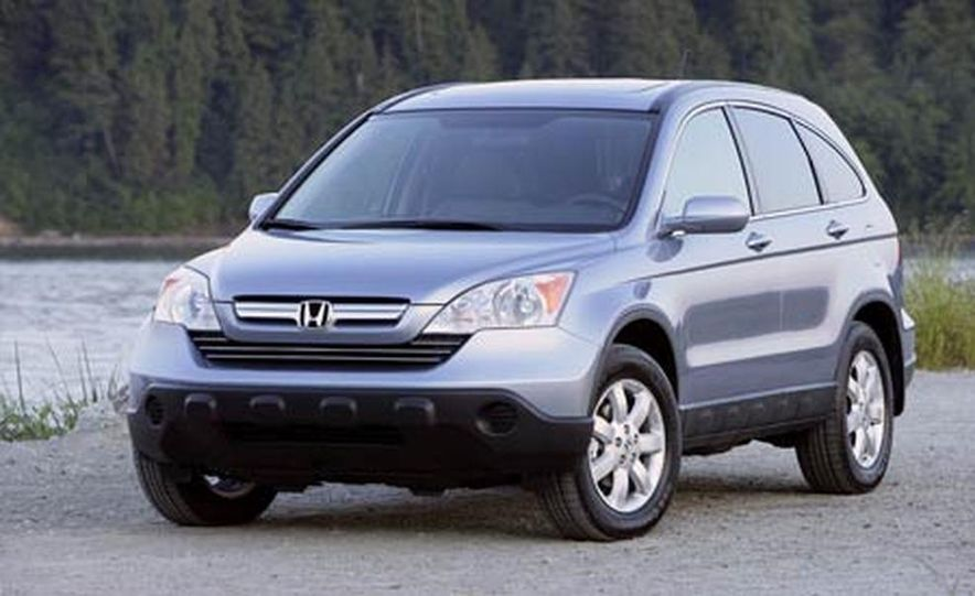 2007 Honda CR-V - Slide 3