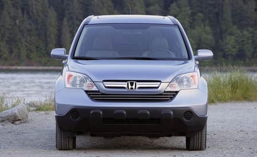 2007 Honda CR-V - Slide 4