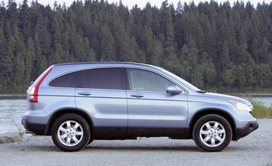 2007 Honda CR-V - Slide 5